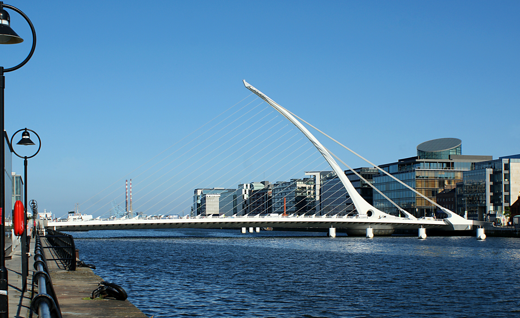 Samuel Beckett Bridge