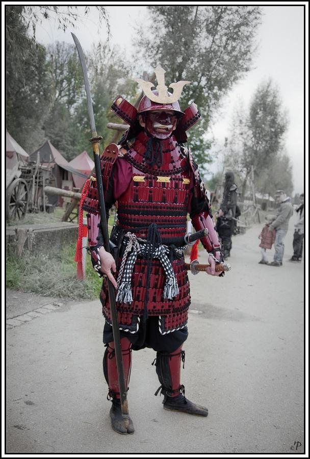 Samurai in Singen