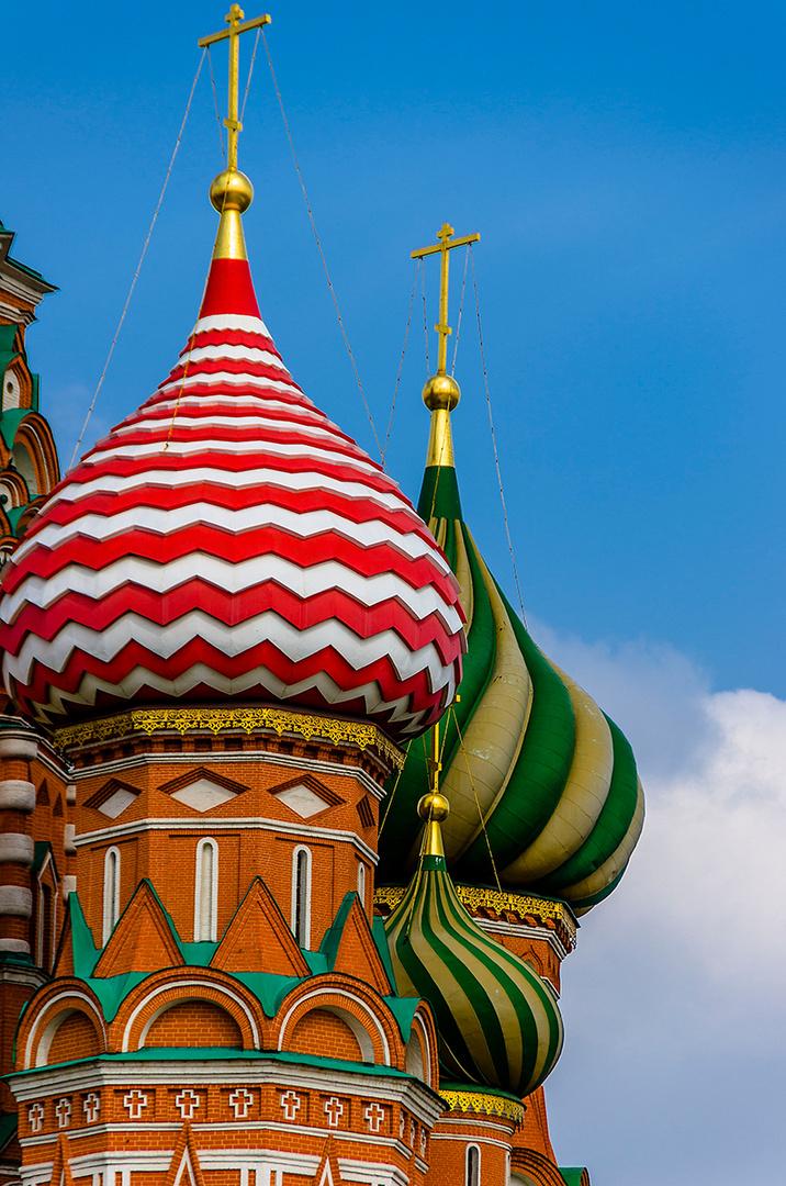 San Basil´s domes