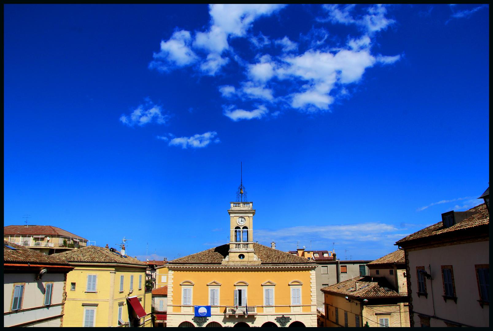 San Benedetto del Tronto, Ascoli Piceno, Italien
