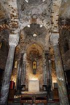 San Cataldo (um 1160) in Palermo war ehemals eine Moschee