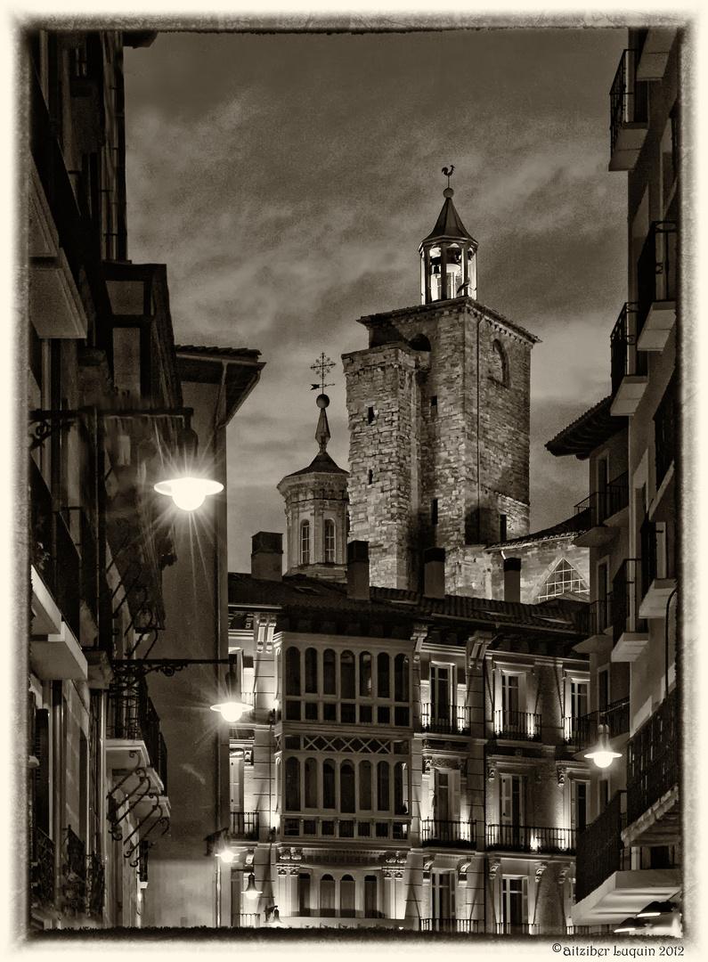 San Cernin, Pamplona