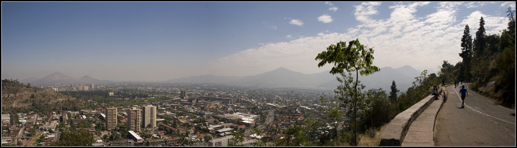 San Christobal, Santiago de Chile