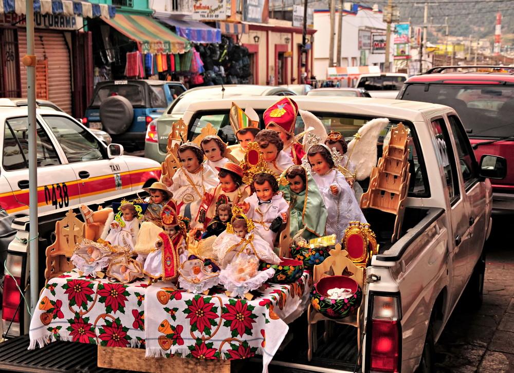 San Cristobal- eine ganz besondere Reisegruppe