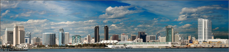 San Diego - Skyline