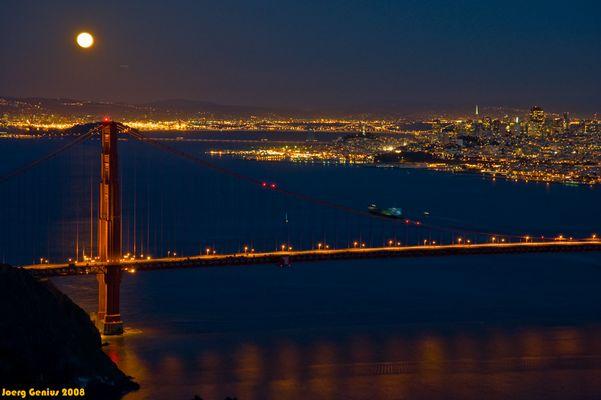 San Franciscan Night