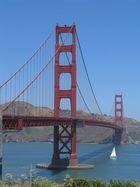 San Francisco 2005, Golden Gate Bridge