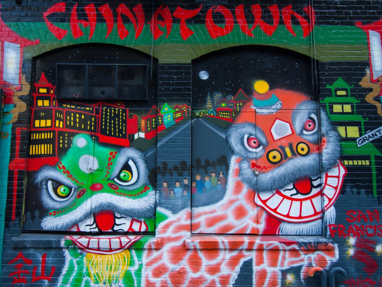 San Francisco Chinatown 3