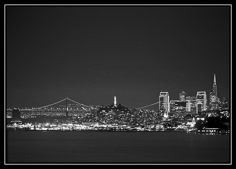San Francisco City Lights (0505-12)