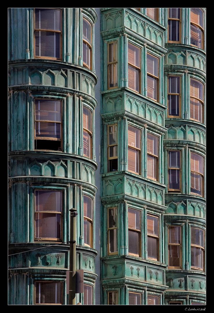 San Francisco Detail