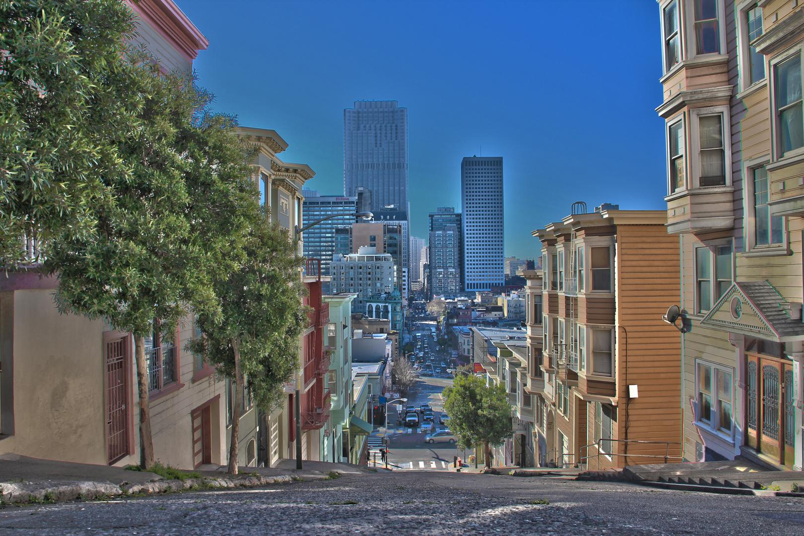 San Francisco HDR