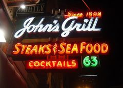 San Francisco John's Grill