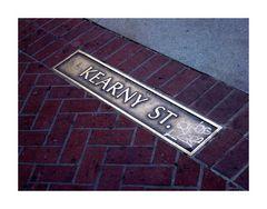 San Francisco Kearny Street