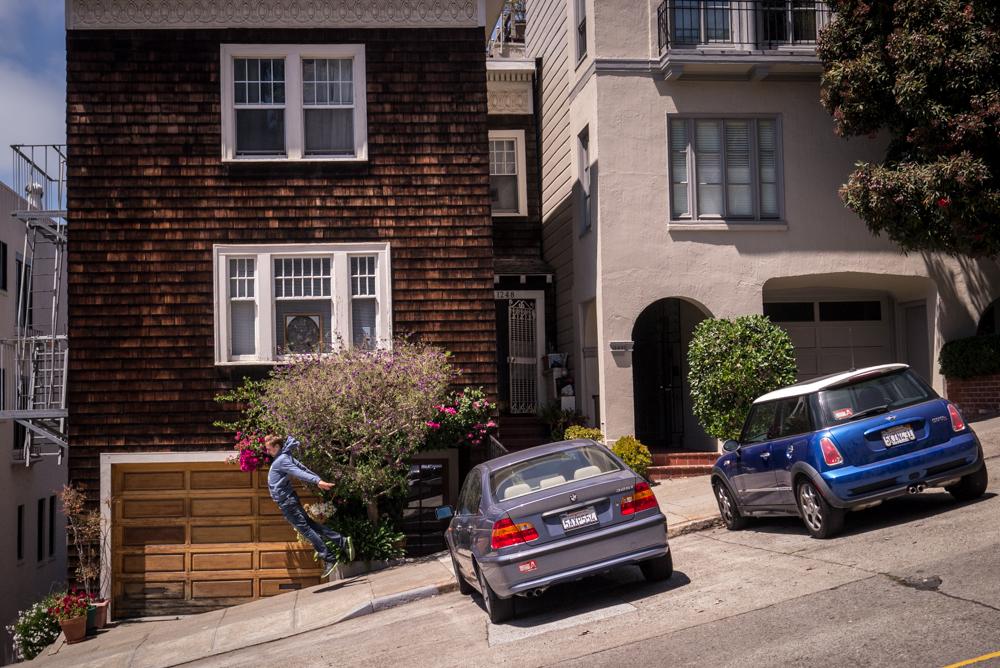 San Francisco Lombard Street - 1