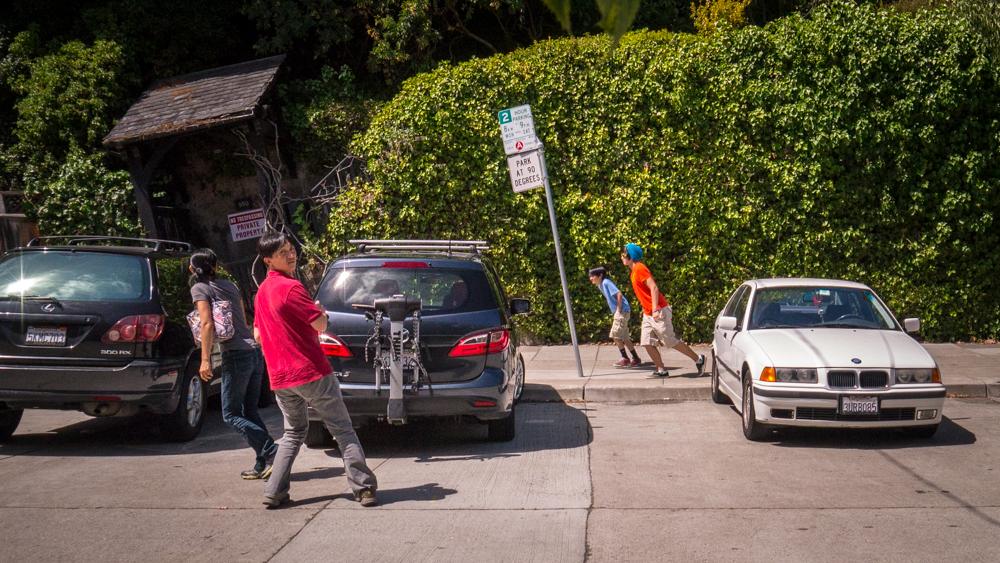 San Francisco Lombard Street - 2