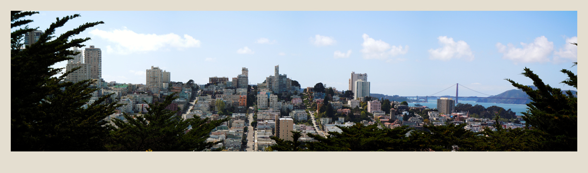 San Francisco Panorama 1