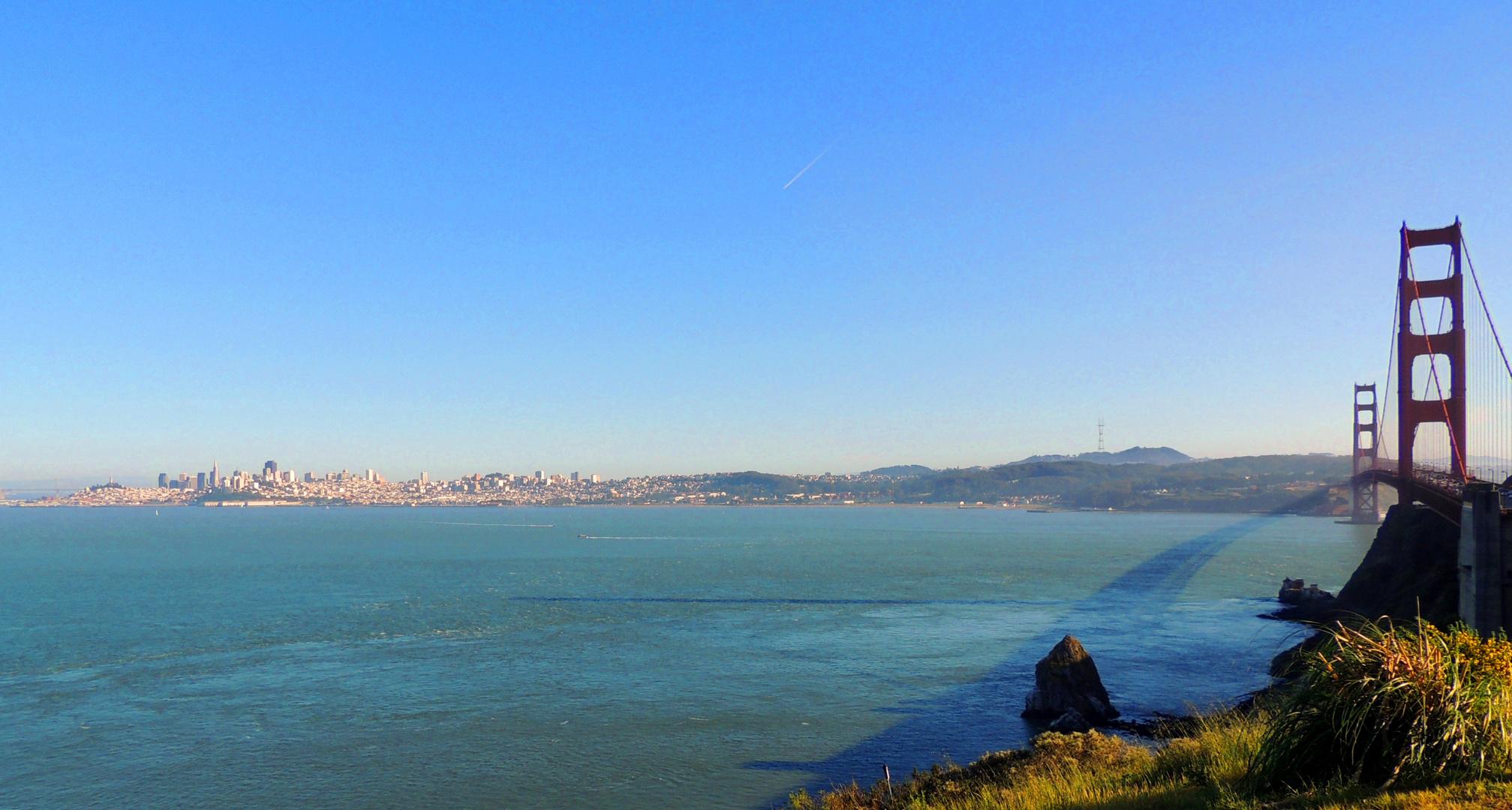 San Francisco Panorama 2