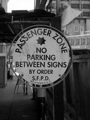 San Francisco Passenger Zone