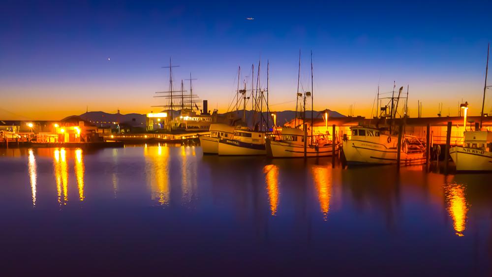 San Francisco Piers