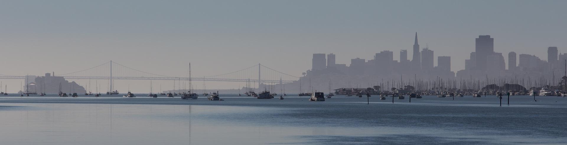 San Francisco Skyline mal anders