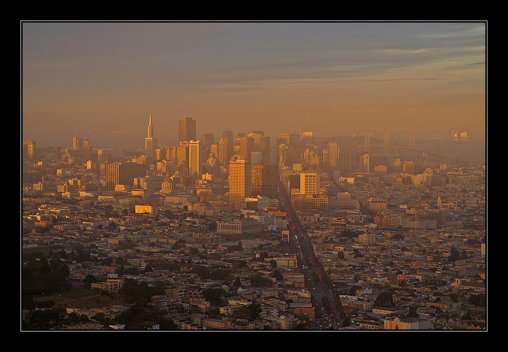 San Francisco Sunset # 2