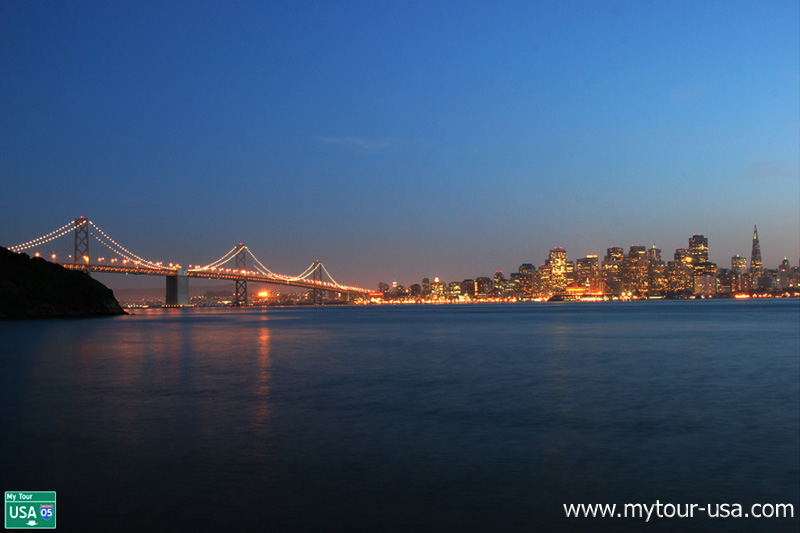 San Francisco@Bay Bridge