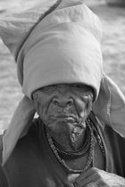 San-Frau in Namibia