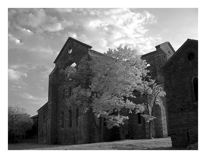 San Galgano - nicht Blackwood Castle