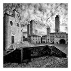 San Gimignano am Morgen II