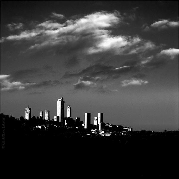 San Gimignano - Manhattan des Südens