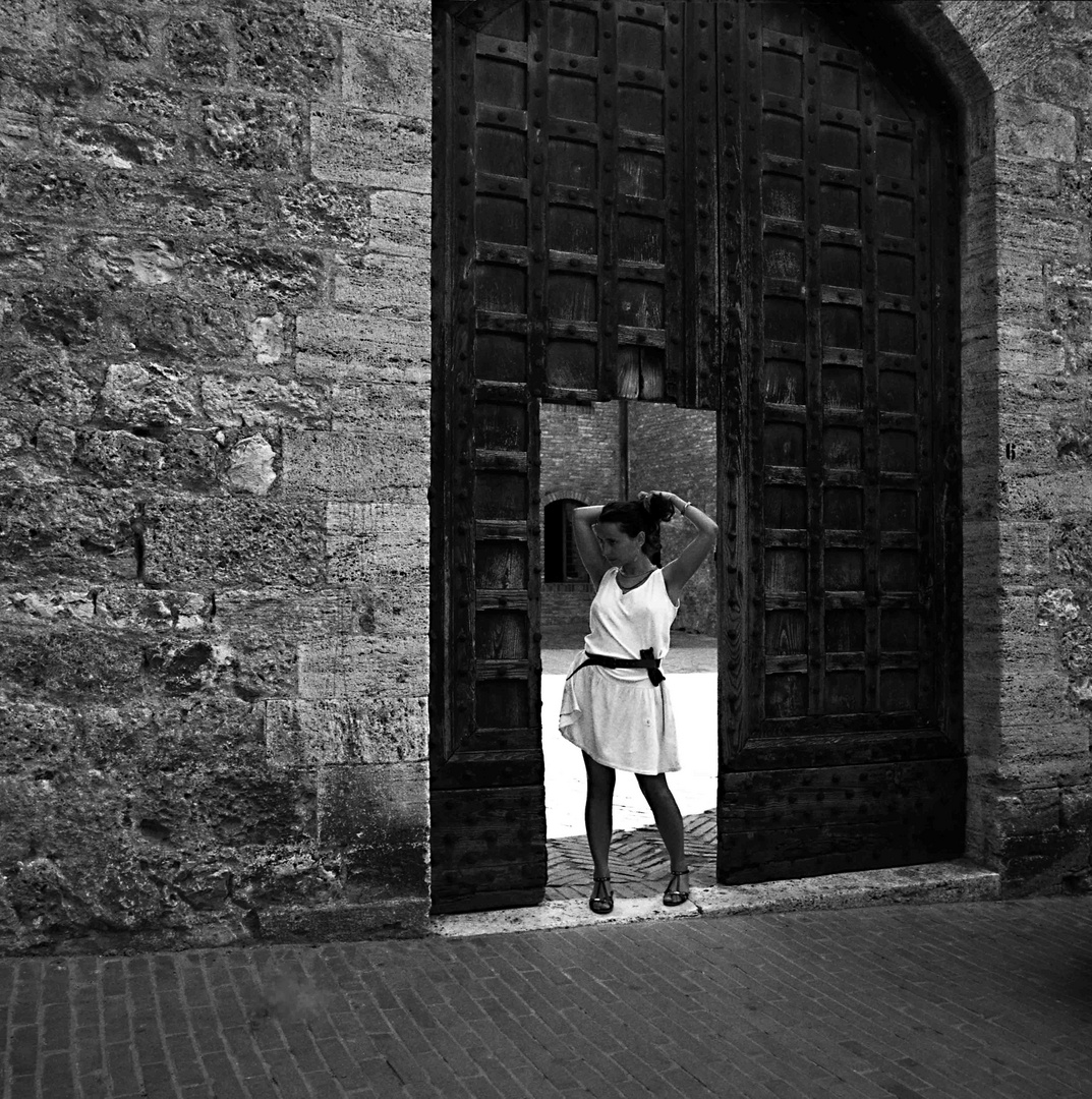 San Gimignano - Sehenswürdigkeit