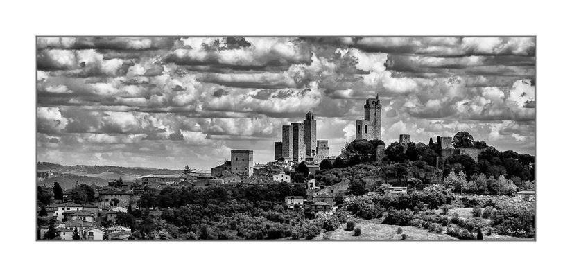 San Gimignano Toscane