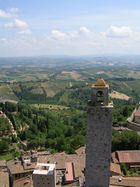San Giminiano, città delle mille torri