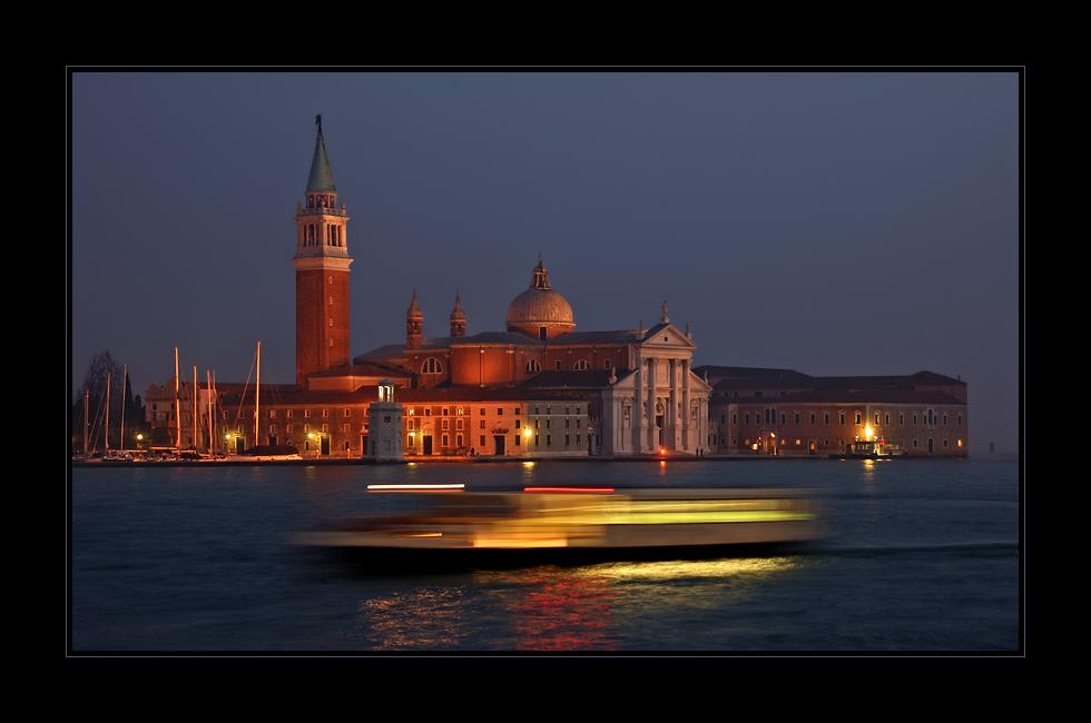 San Giorgio Maggiore...