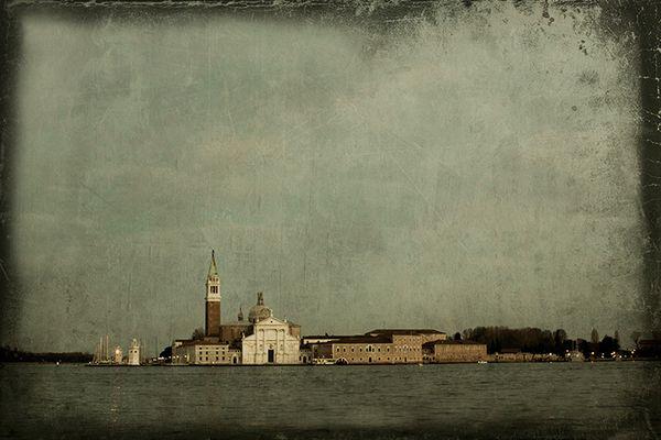 San Giorgio Maggiore from Saint Marks