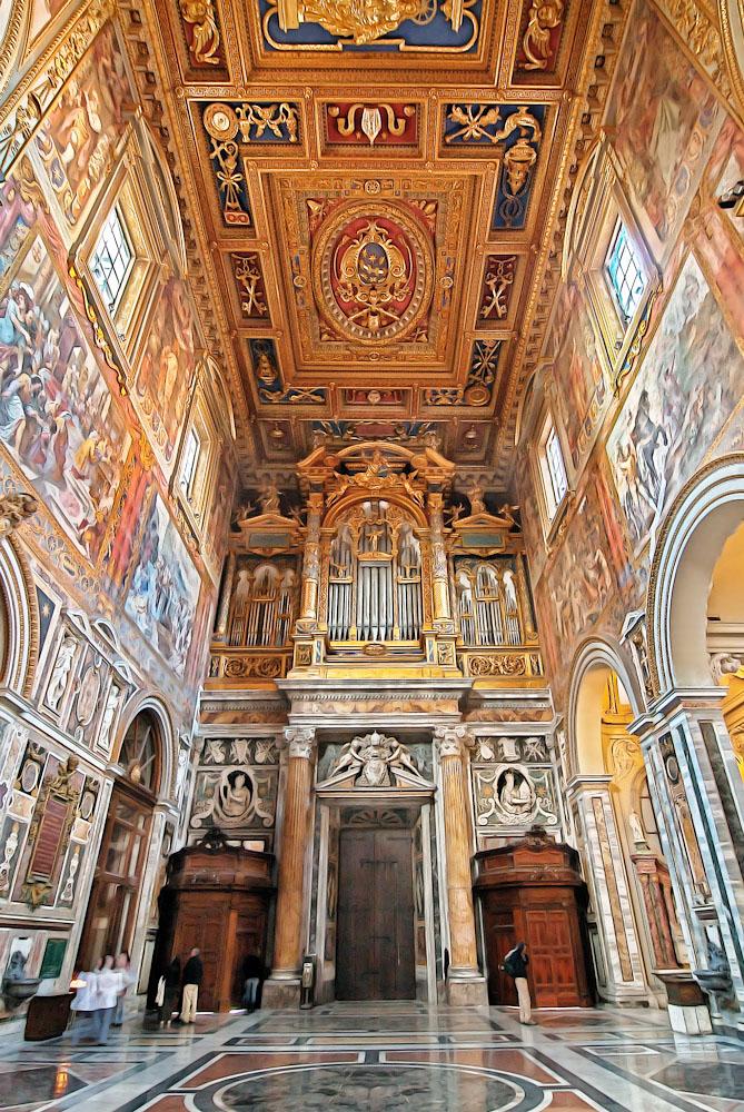 San Giovanni in Laterno illustriert