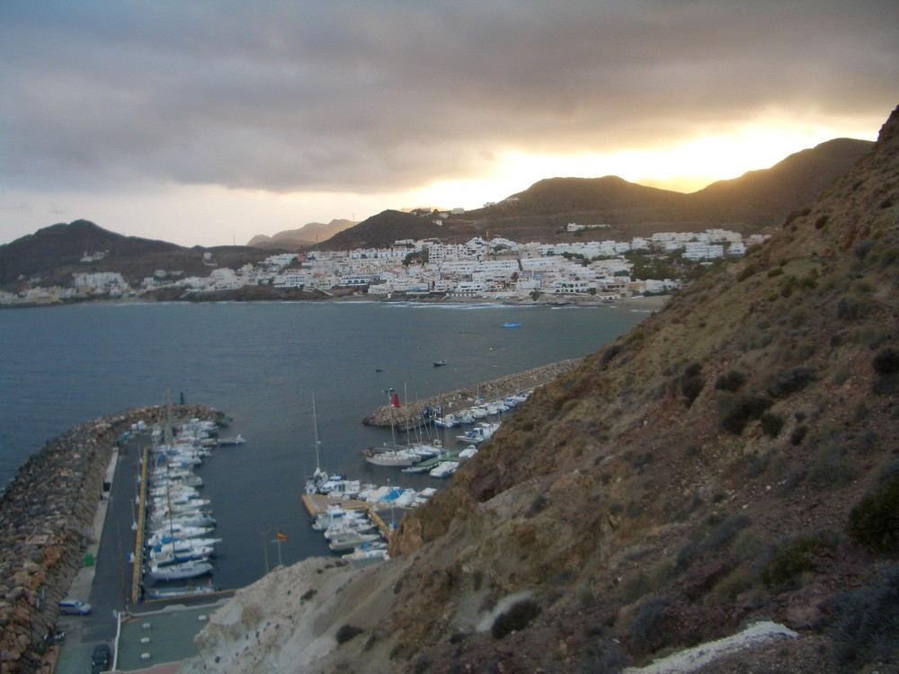 San Jose Cabo de Gata Andalousie