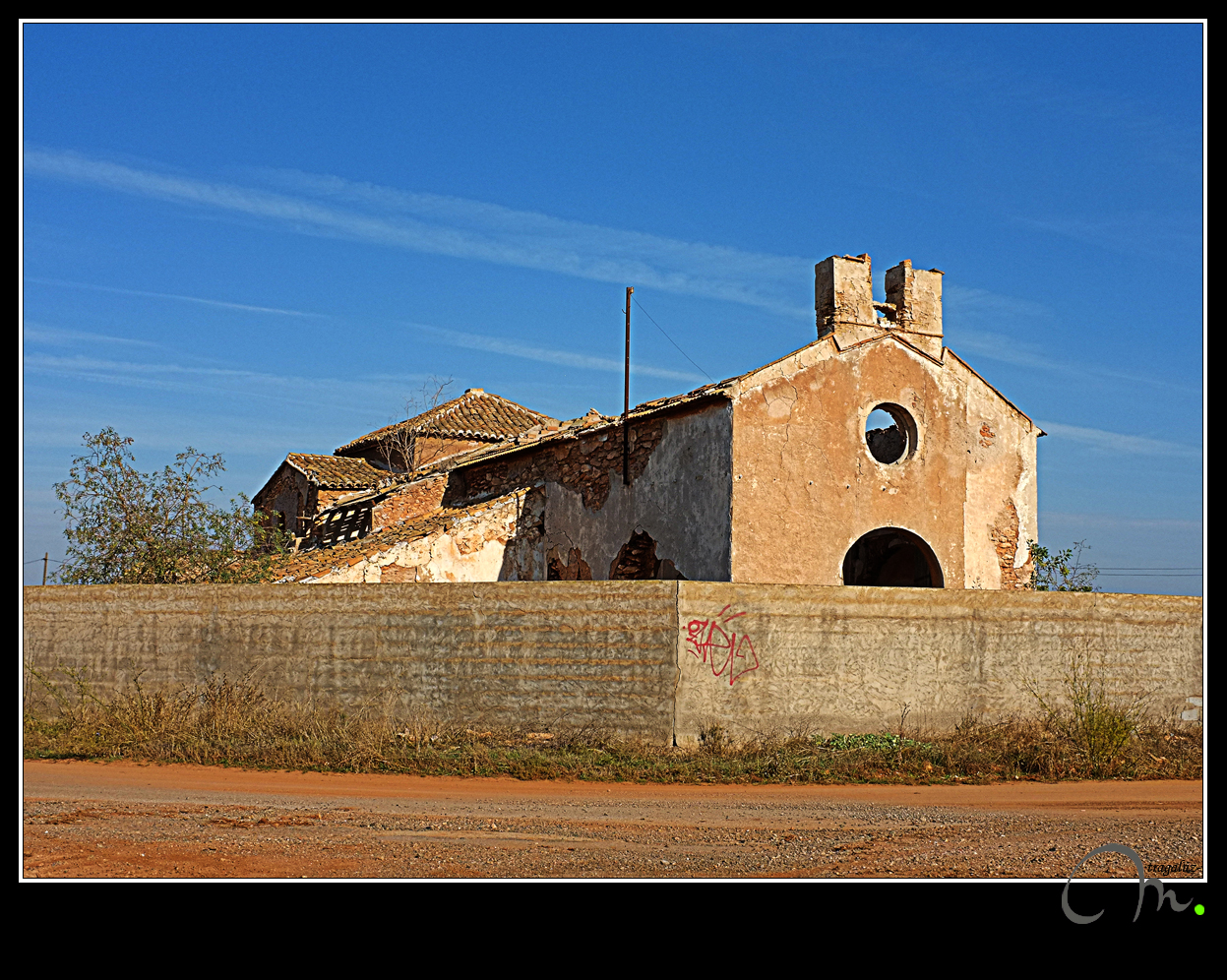 San José de El Lentiscar I ... por fuera