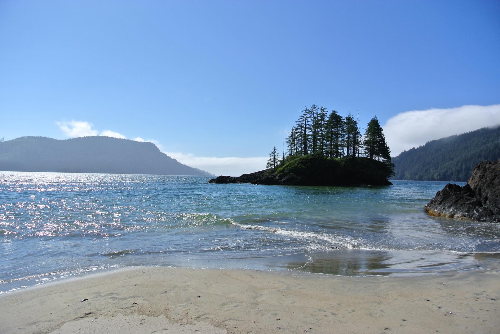 San-Josef-Bay im Cape Scott Nationalpark Vancouver Island