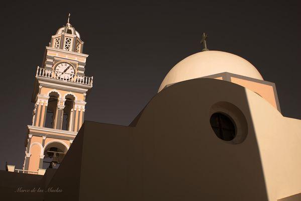 San Juan Bautista...Fira.