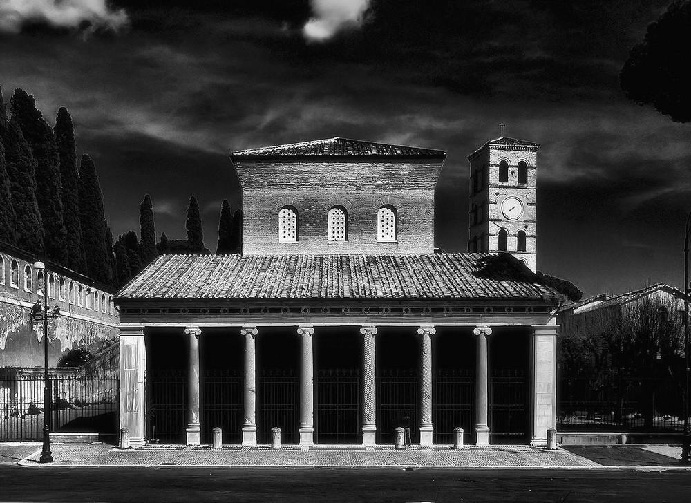 San Lorenzo fuori le mura a Roma
