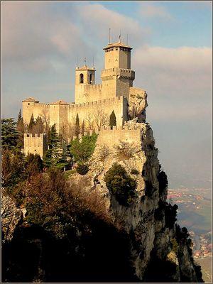 San Marino's Castle