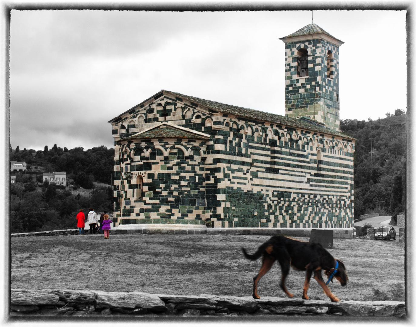 San Michele de Murato - Korsika