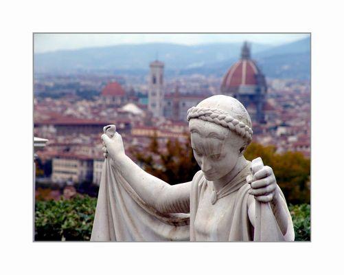 San Miniato al Monte - Florenz