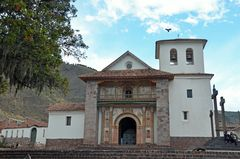 San Pedro de Andahuaylillas