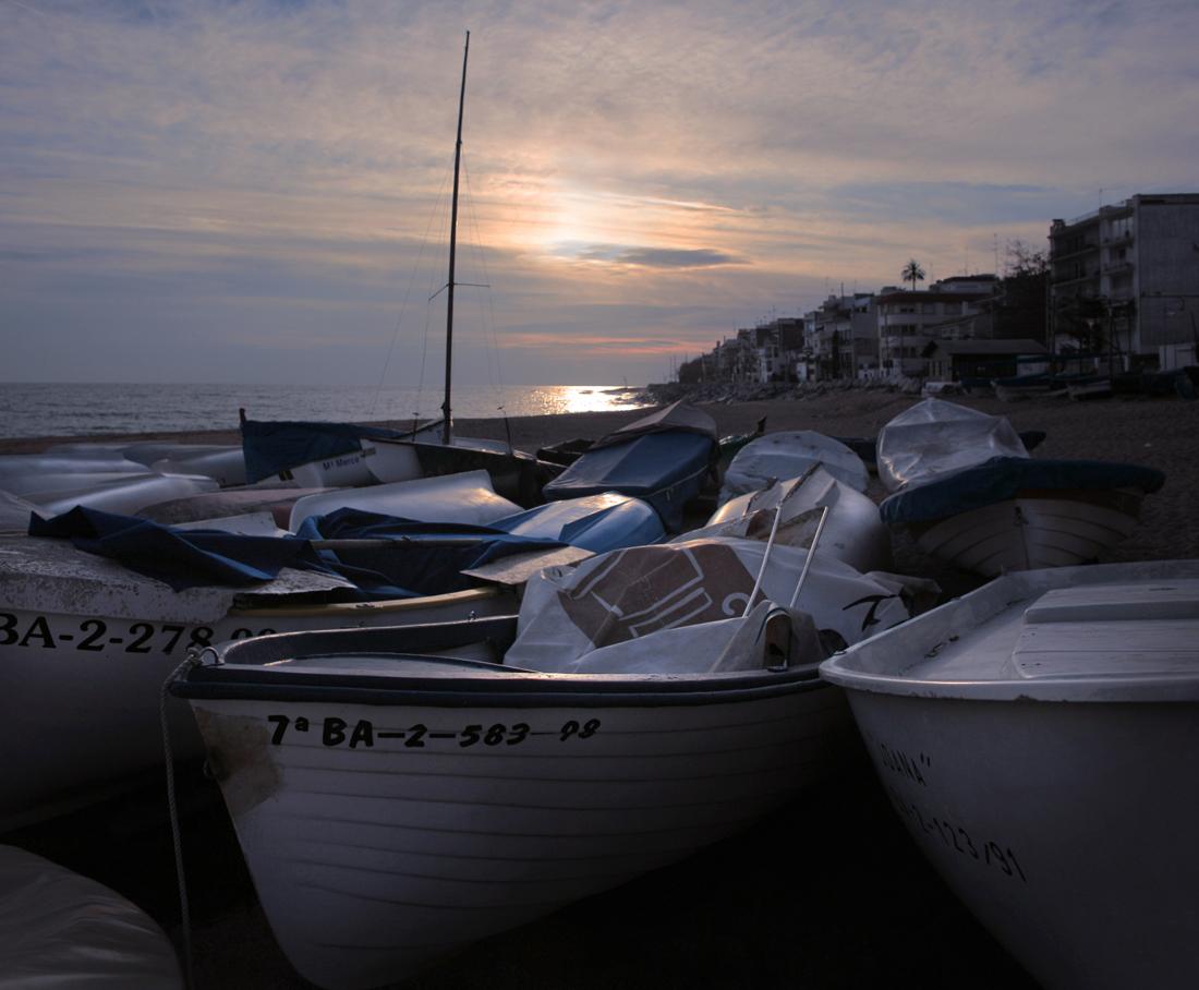 """San Pol de mar"" Vl"