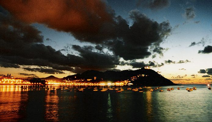 San Sebastian After Sunset