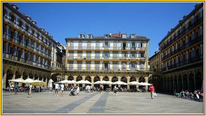 San Sebastian - Pays basque - Espagne