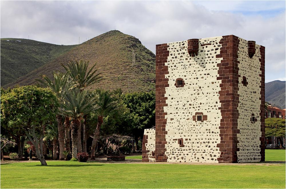 San Sebastian Torre del Conde
