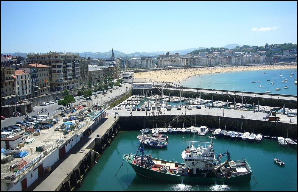 San Sebastien - Pays Basque